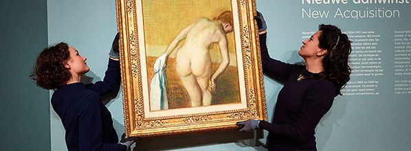 Exceptional acquisition for the Van Gogh Museum collection