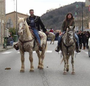 La retraite aux flambeaux  VENISE est le thème de cette grande parade 2009 où défilent : le grand BI - les mariés de l'année 2008 aux bras des Maires de Charmes et de St Georges - des penâs - la caverne d'Almi Baba - les école publiques et p
