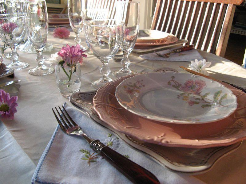 Album - Table rose