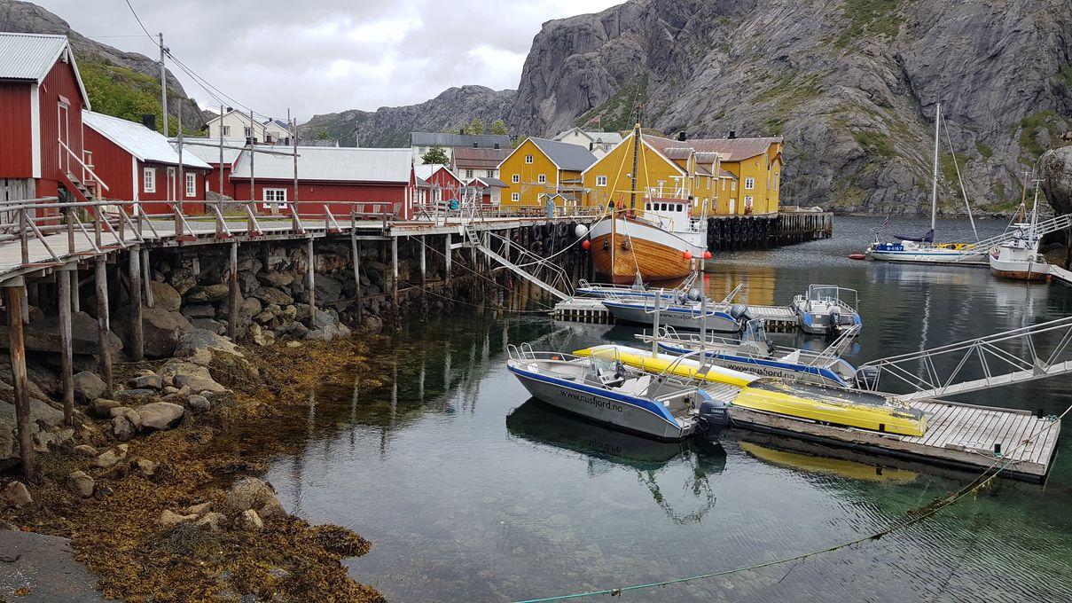 8 semaines en Norvège en camping-car : notre bilan