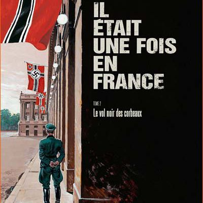 Once upon a time in nazi-occupied France
