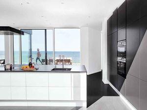 Une villa danoise de bord de mer