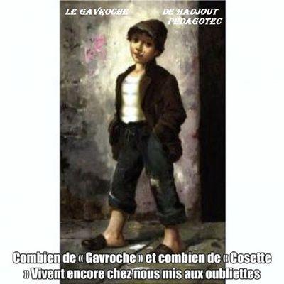 Le Gavroche de Hadjout
