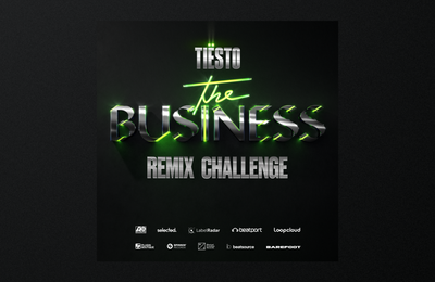 "Tiësto - ""The Business"" Remix Challenge"