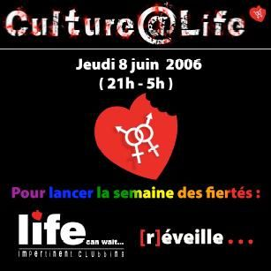 There was Culture @ Life !