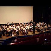 Princesse Mononoke Suite 3 - Interprétation de l'Académie Internationale de Musique.