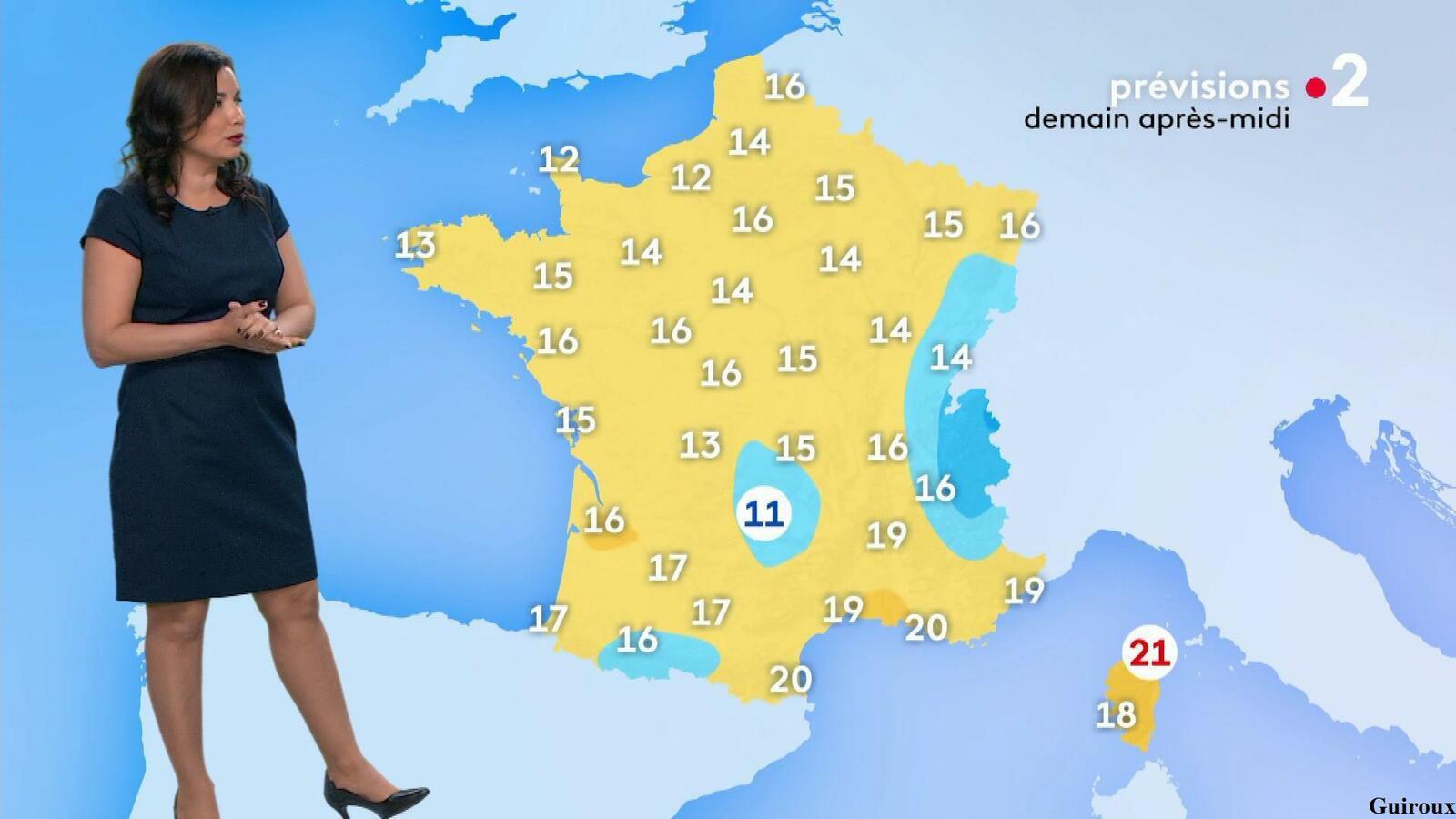 Anaïs Baydemir 12/05/2021 Journaux météo du midi