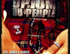 CD OPIUM DU PEUPLE