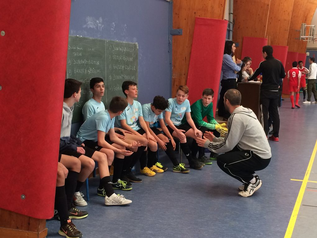 Entre les matchs / Coaching / Podium