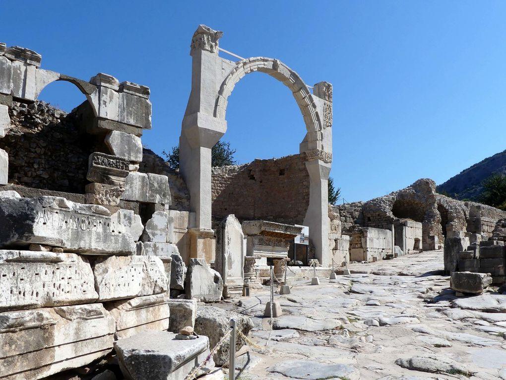 Ephèse, Sélçuk, Milet, Didime, Aktur