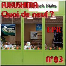 FUKUSHIMA - 16 juin 2011 - Quoi de neuf N°83 - Actualités nucléaires France et Europe - NATURE(S)