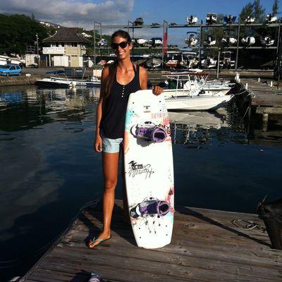 Wake & surf