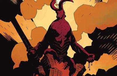 Hellboy : La Grande Battue (T10, éditions Delcourt)