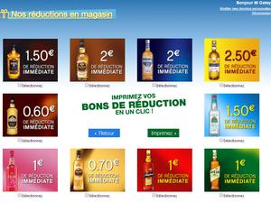 Le Site Officiel des Alcoolos (jeux-concours et réductions)
