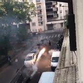 Paris : des bandes rivales s'affrontent au mortier dans un parc pour enfants du 19e arrondissement