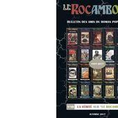 """Revue Rocambole N°80 : La vérité sur le """" Rocambole """". - Les Lectures de l'Oncle Paul"""