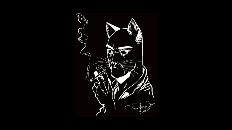 Until the release of the next Blacksad, we invite you to visit this article to discover visuals, interviews and much more! Twenty years already. Twenty years that John Blacksad dragged his great carcass of private income from everything, and decided to make this world a little fairer. In 2000, we took a real punch when we discovered this disillusioned detective cat imagined by Juan Díaz Canales and Juanjo Guarnido. The authors put in scene in a zoomorphic series the greatness and the littleness of the human soul. Ask for the special What's News edition at your bookstore on June 18, 2021: you will discover behind the scenes of the next Blacksad! See you on Sunday June 13 for the next revelation! (Éditions Dargaud)