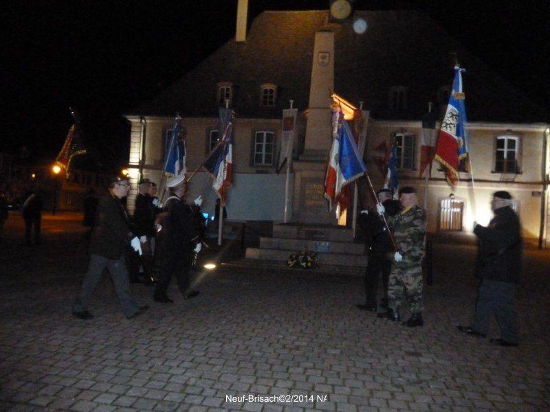 69ème Anniversaire de la Libération de Neuf-Brisach