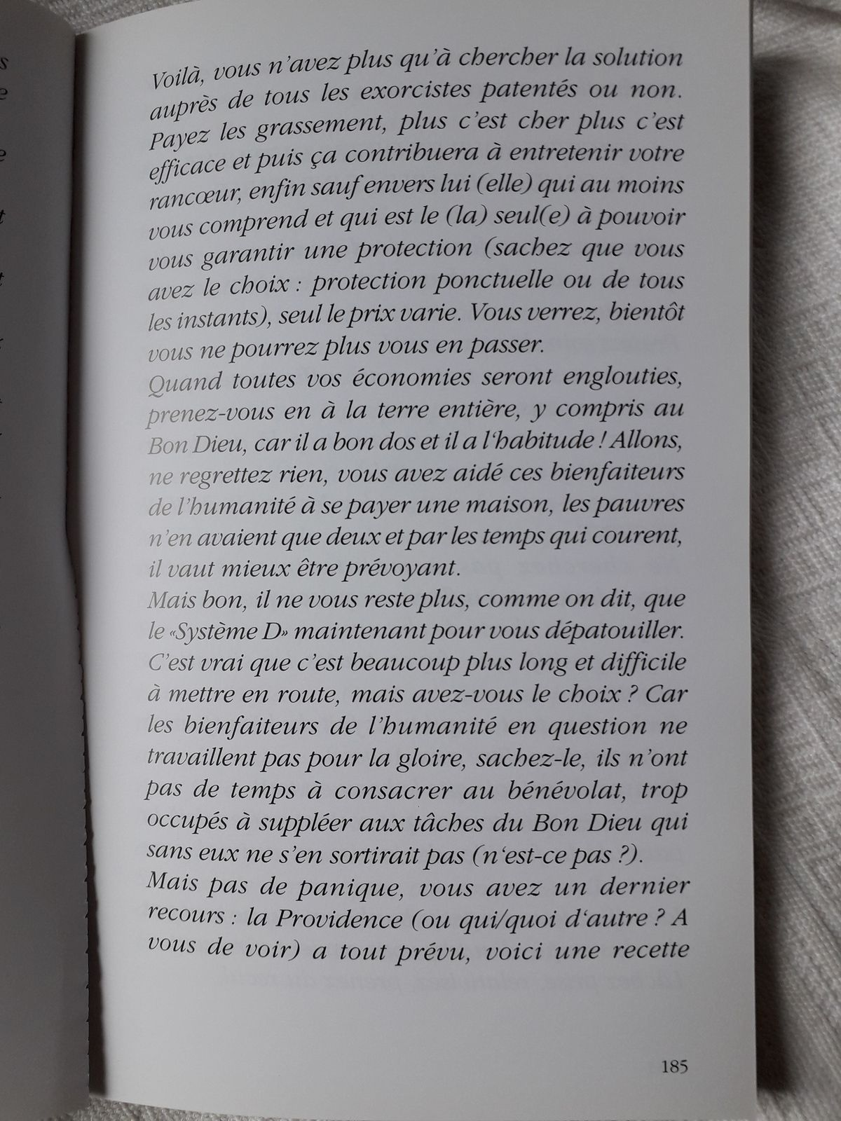 Suite Pluie de Poussières d'Etoiles, page 184 à 190