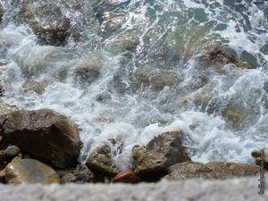 Et puis la mer...certains vont même y plonger !