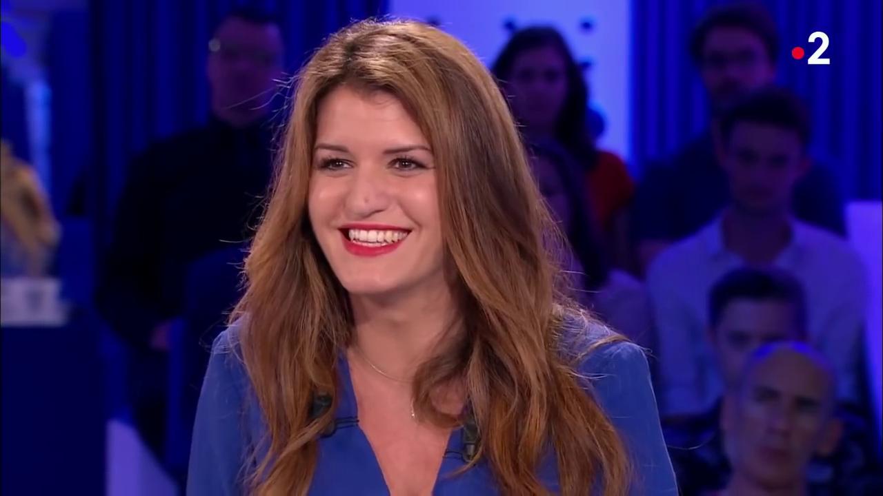 Marlène Schiappa le 30 juin 2018. Emission ONPC