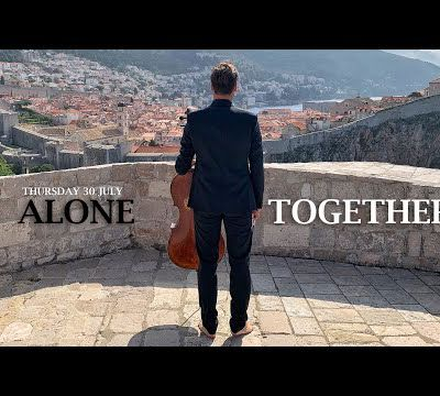 HAUSER - Alone, Together - (en Dubrovnik)