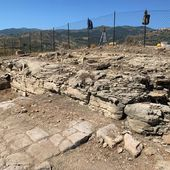 Three temples and a Greek theatre resurface in Sicily's Messina