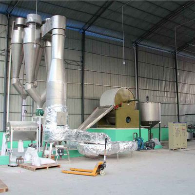 ISO certificated cassava starch processing plant or cassava starch making plant