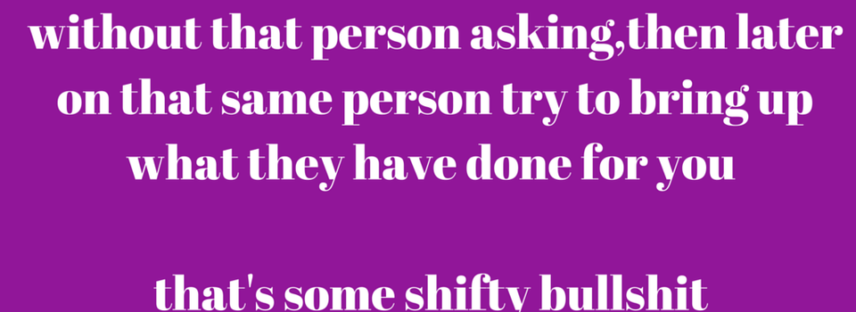 SHIFTY QUOTES