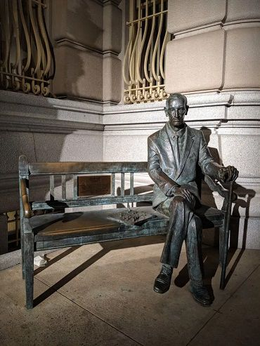 jan karski, new york , haenel