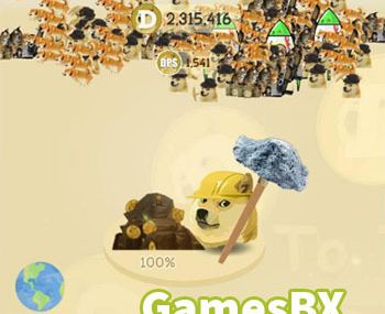 Common Pickaxe on Doge Miner 2
