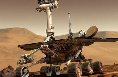 Il y a de la vie sur Mars, annonce un cosmonaute russe