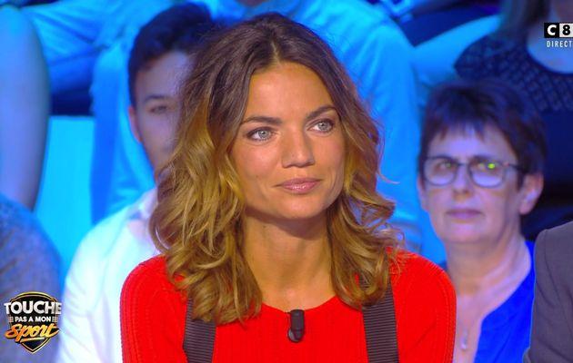 FRANCESCA ANTONIOTTI @Francesca_Cheka cet apm @TPMS @C8TV #TPMS #vuesalatele