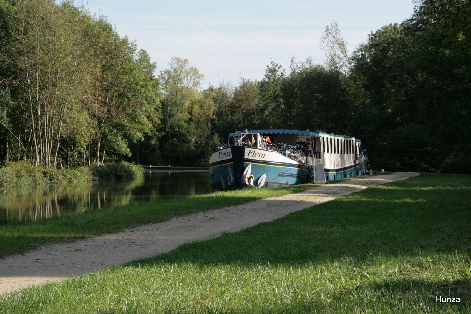 Loroy, canal du Loing