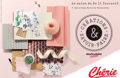 « Créations & Savoir Faire » - DO IT YOURSELF – PARIS 2018