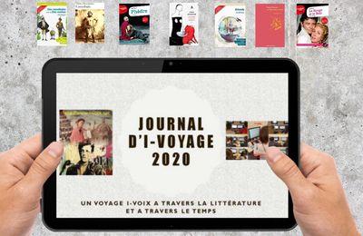 Journal d'i-voyage 2020-2030 de Julie