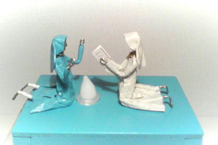 Muselets Sculptés