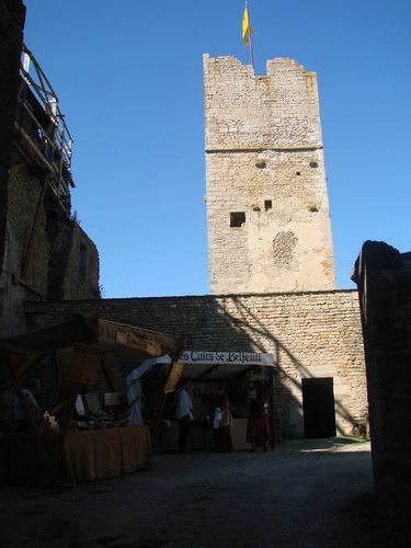Album - Fete-medievale-au-chateau-de-Thill