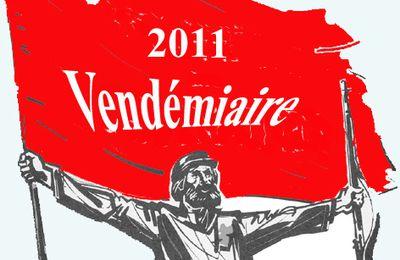 Une nouvelle année de luttes avec Vendémiaire