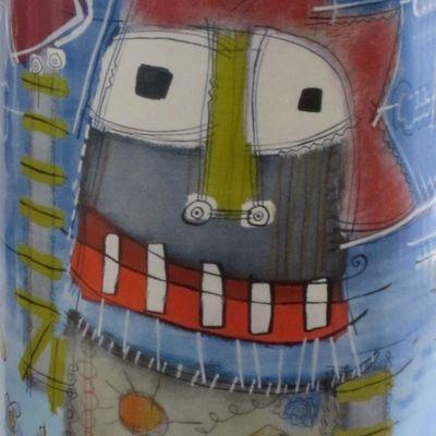 Un refroidisseur IceMax à partir d'un tableau du peintre Mika