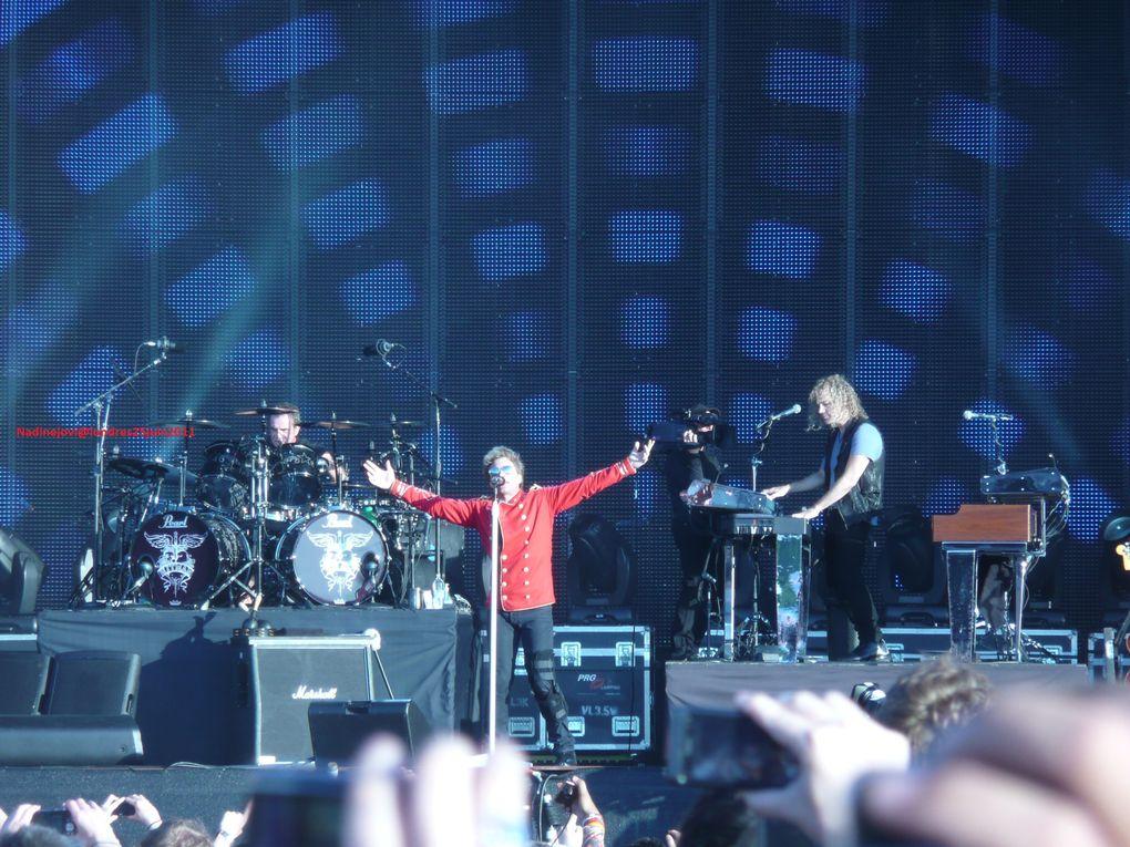 Hard Rock Calling Londres 25 juin 2011