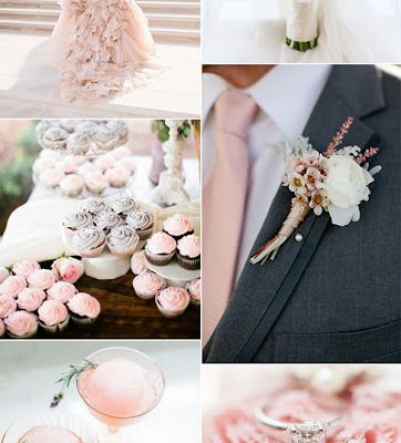 Top Five Wedding Colors For Spring 2016