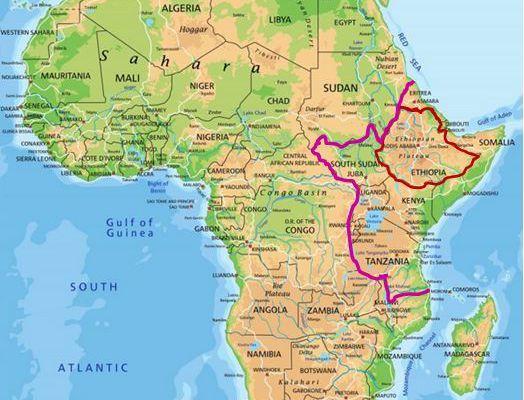 L'ÉTHIOPIE ET L'AFRIQUE ORIENTALE EN 2018 : ETAT DES LIEUX