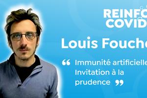Censure | Compte Tweeter de Louis Fouché suspendu | Dire que les vaccins nouvelle formule tuent est défendu