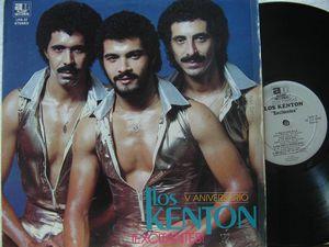 36 años de la presentación Los Kenton en el Radio City