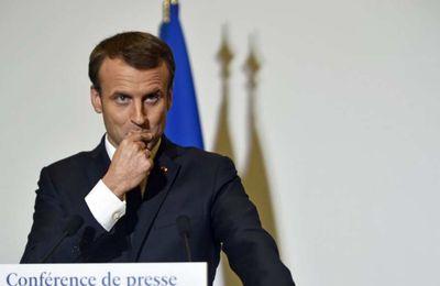 L'Algérie, le cauchemar de Macron!