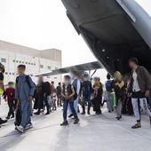 Un A400M Atlas français a décollé de Kaboul avec 216 personnes à bord