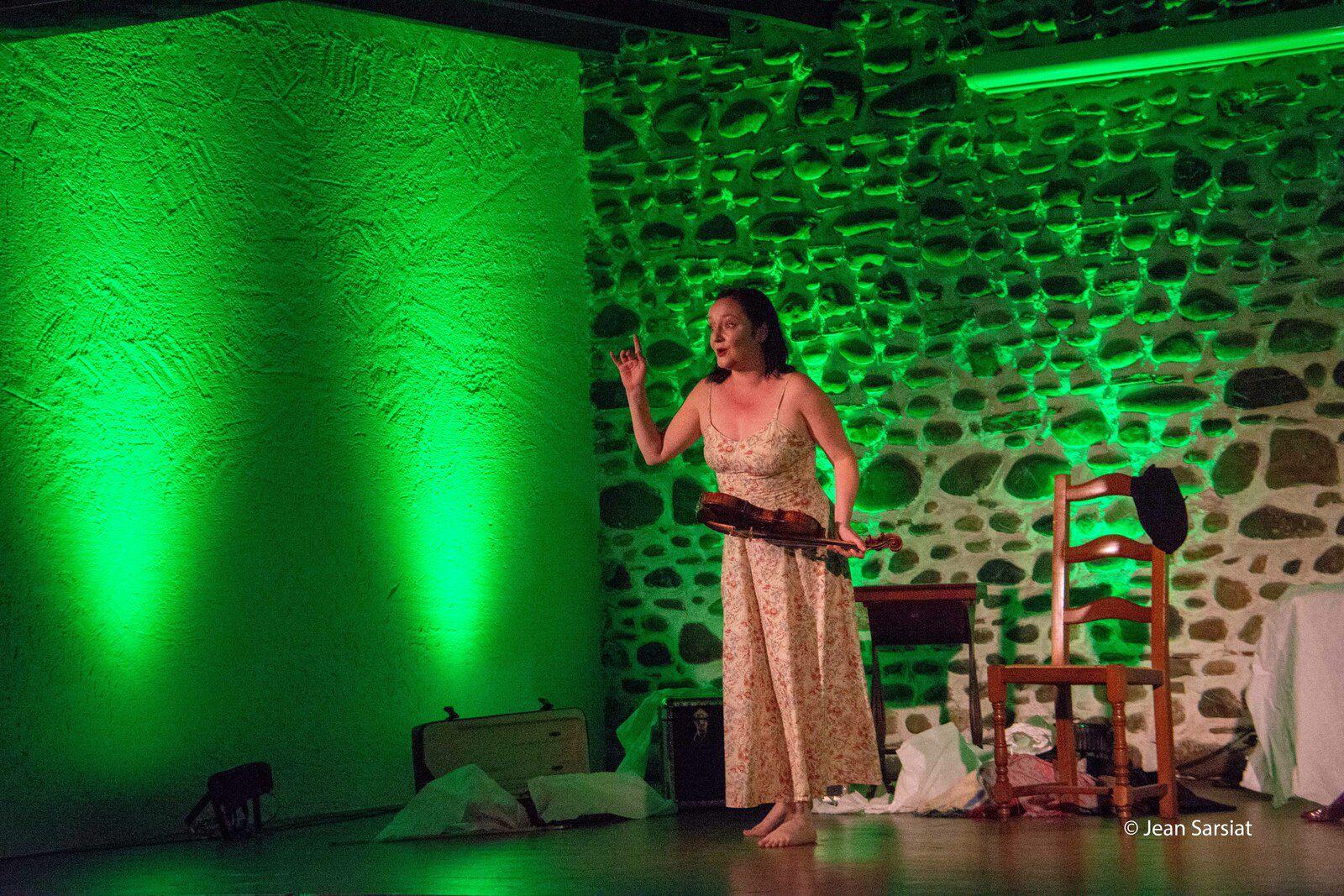 FESTIVAL PIERRES LYRIQUES : Un beau spectacle de théâtre musical signé Laetitia Ithurbide