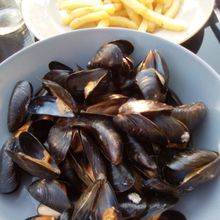 Moules frites express