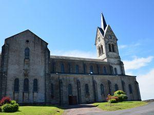 l'église Saint Alban de Lormes